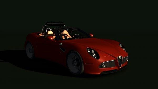 Alfa Romeo 8C SC
