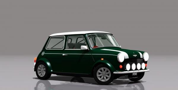 Morris Mini Cooper Gr 2