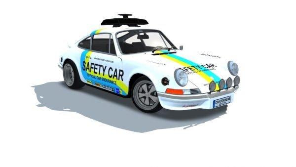 Porsche Carrera 911 SC