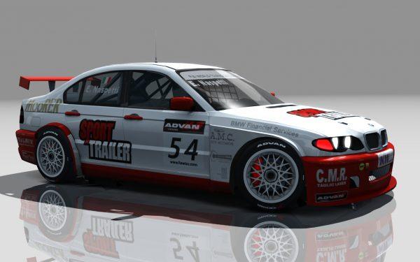 Assetto Corsa BMW 320 E46 WTCC